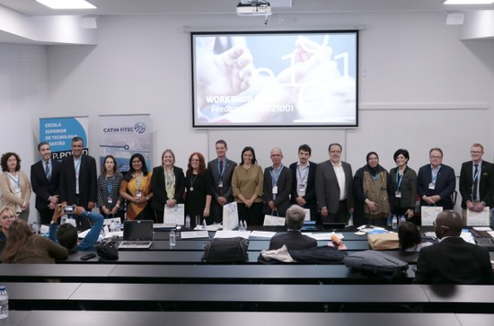 Workshop ISO 21001