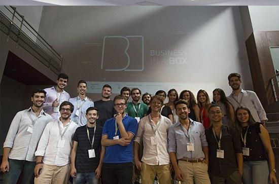 B.BOX - Business in a Box em Felgueiras
