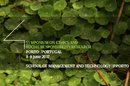 4th Symposium on Ethics and Social Responsibility Research 2017 | Porto