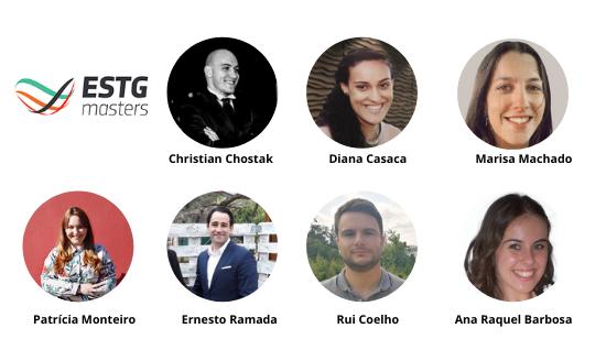 Alumni convidados | ESTG Masters