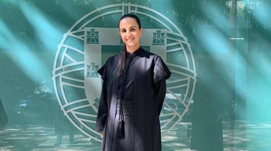 Diplomada da ESTG na Magistratura Judicial