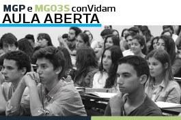 Aula Aberta   Gestão de Projetos de Intervenção Social: Desafios e Oportunidades