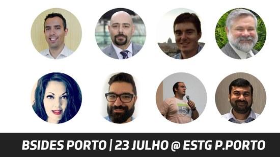 BSides Porto | São conhecidos os oradores
