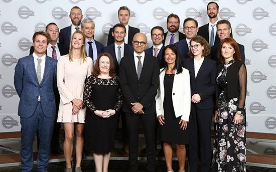 Docente da Licenciatura em Sistemas de Informação para a Gestão recebe o mais prestigiado prémio da Microsoft, o Platinum Club – Outstanding Achiever
