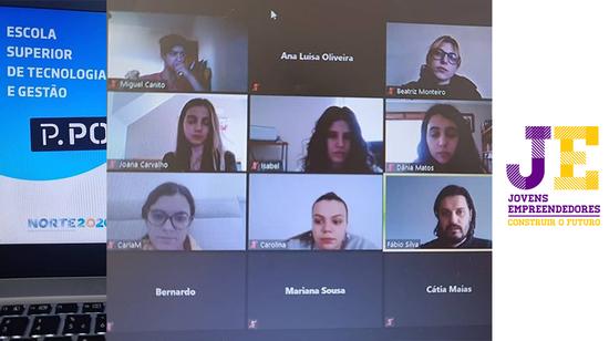 """ESTG colabora na formação dos """"Jovens Empreendedores"""""""