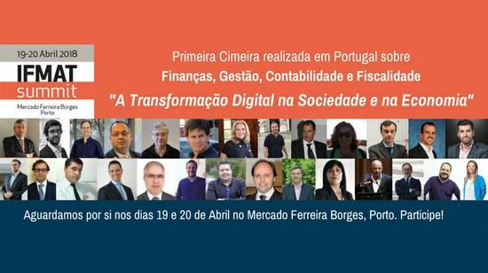 ESTG é parceira académica da IFMAT Summit