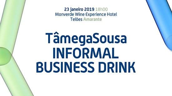 ESTG é parceira do evento TâmegaSousa Informal Business Drink