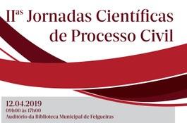 II Jornadas Científicas de Processo Civil