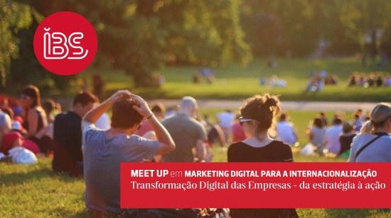 MeetUP em Marketing Digital