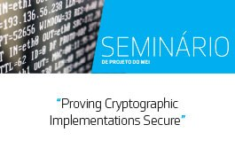 Proving Cryptographic Implementations Secure