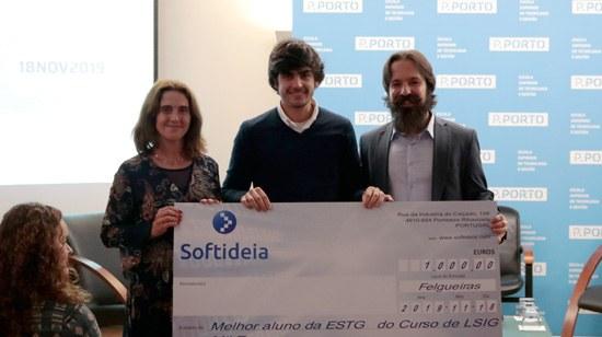 SoftIdeia premeia o mérito dos estudantes da ESTG