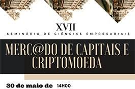 XVII Seminário de LCE | Mercado de Capitais e Criptomoeda